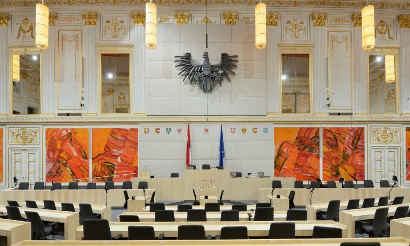 (Bild: © Parlamentsdirektion / Johannes Zinner)
