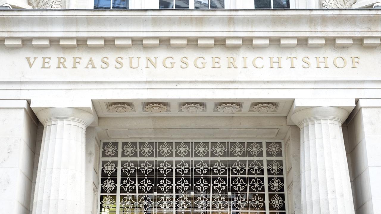 Verfassungsgerichtshof VfGH
